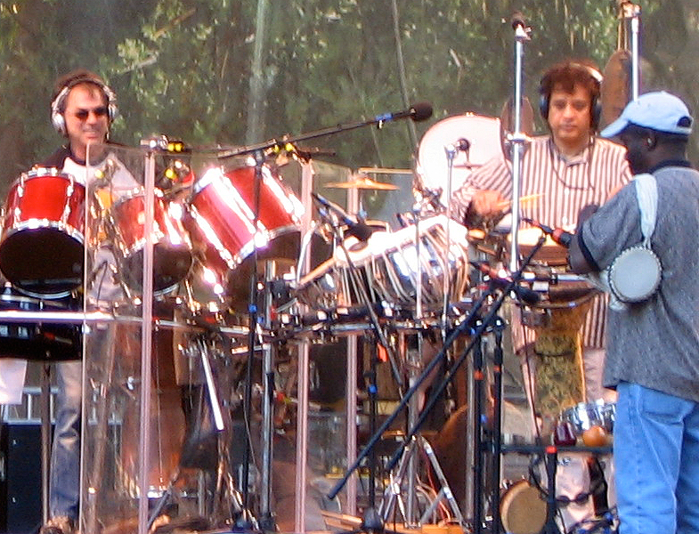 Mickey Hart's Global Drum Project