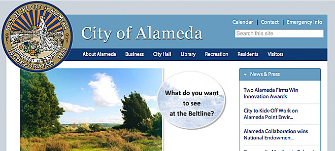 City of Alameda, California
