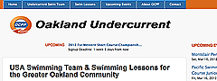 Oakland Undercurrent Swim Team