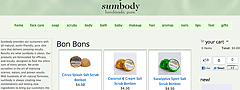 Sumbody - Natural Skin Care Products