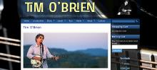 Tim O'Brien - Grammy winning songwriter, plays in Hot Rize