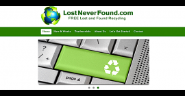 Lost Never Found
