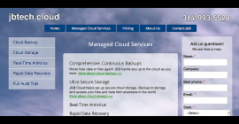 J&B Technologies Cloud Services