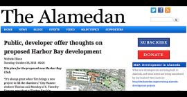The Alamedan - Alameda Community News project with Michele Ellson