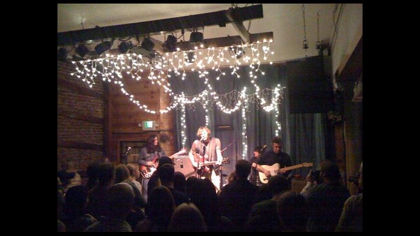 The Mother Hips play the Starry Plough in Berkeley.