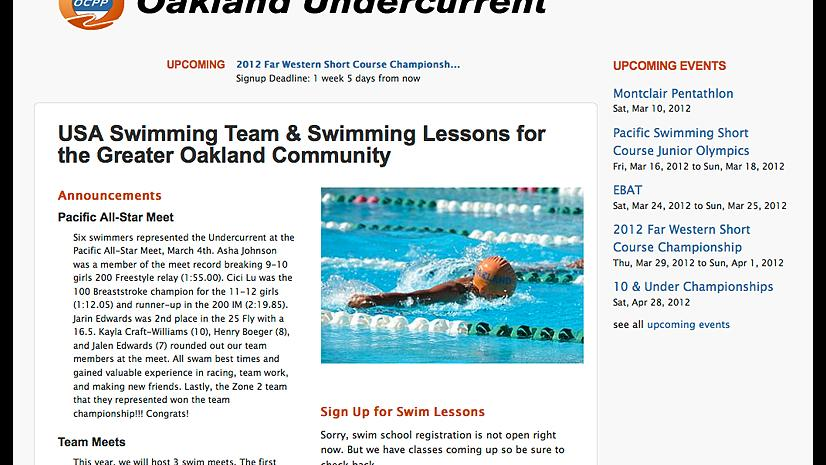 Oakland Undercurrent