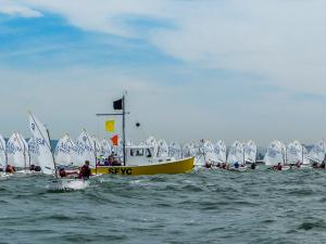 San Francisco Yacht Club hosted the Opti 2016 Team Trials