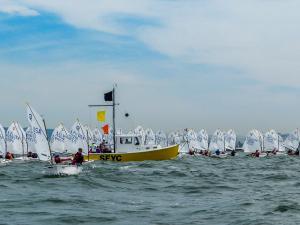 San Francisco Yacht Club hosted the Opti 2016 Team Trials