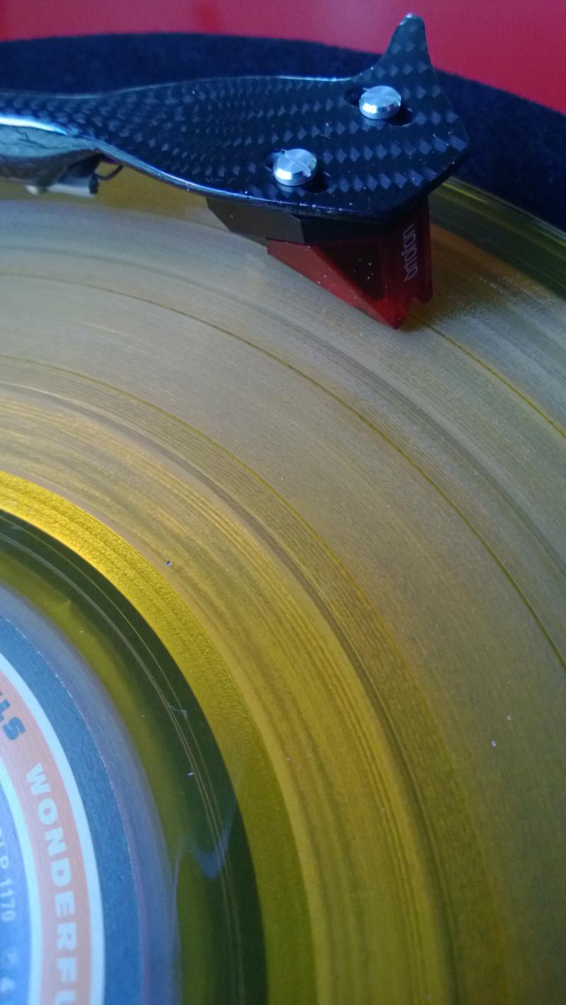 "Eels double 10"" lp orange vinyl - Wonderful, Glorious"