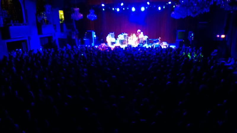 Ty Segall and White Fence at the Fillmore