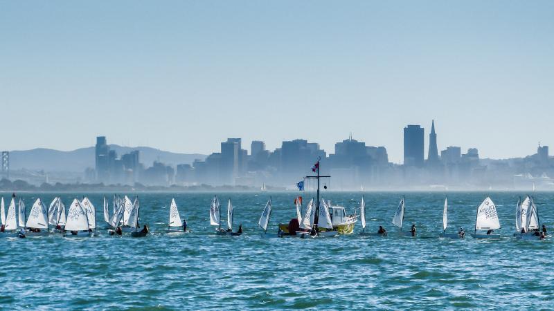 Opti Pacific Coast Championships, 2015