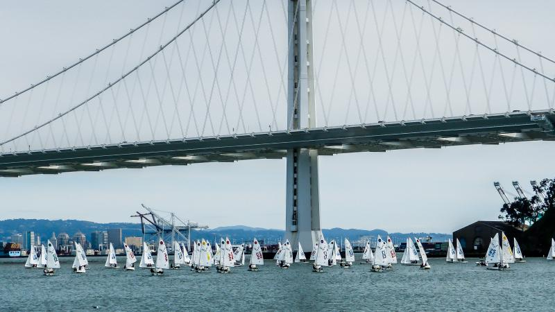 PCISA Golden Bear Regatta 2016