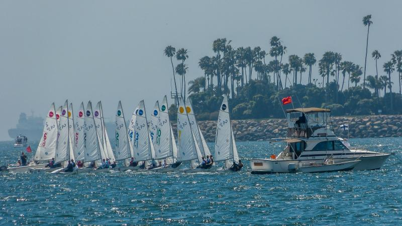 High School Sailing - Pacific Coast Championships PCISA