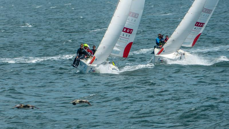 Match Racing on the Cityfront