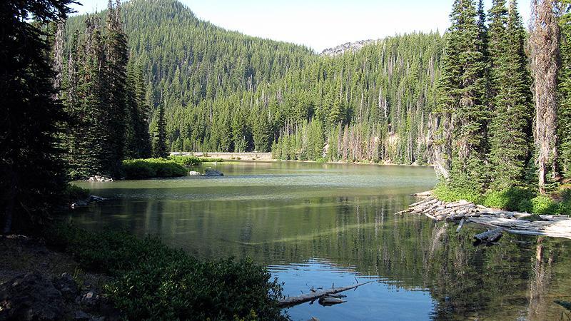 The Beautiful Devils Lake