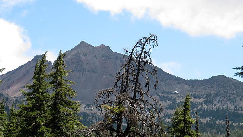 Green Lakes hike - Broken Top