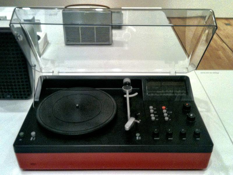 This turntable would look perfect on top of my Marantz 2250. If it was blue.