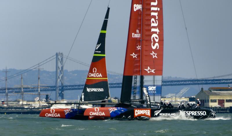 Emirates Team New Zealand still looks invincible