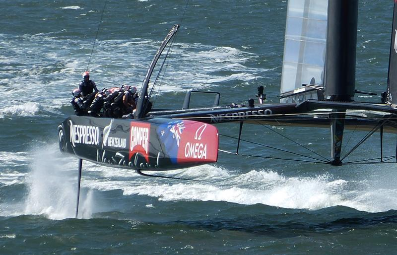 Kiwis won both races. They looked so much better.