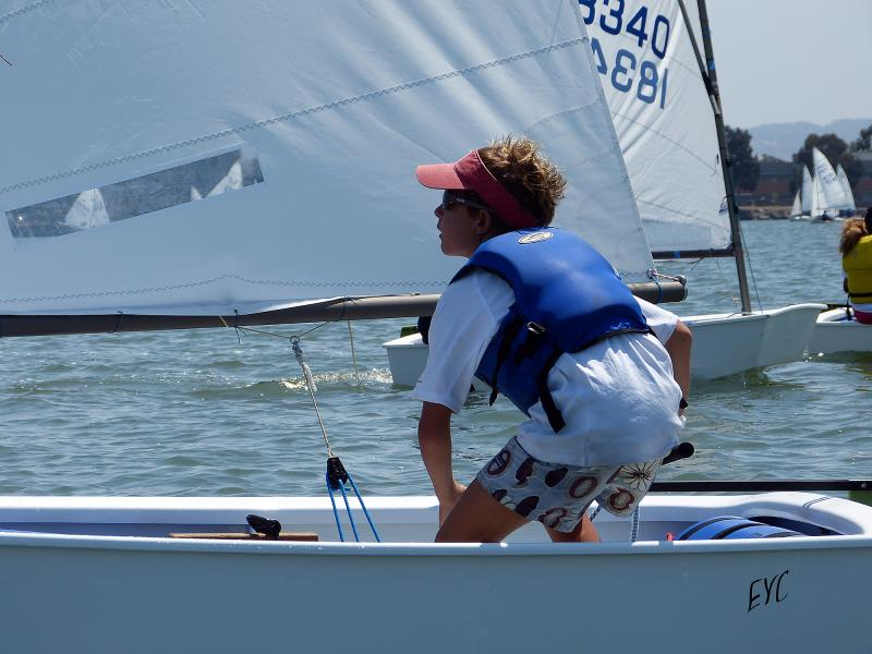Simon - EYC Regatta