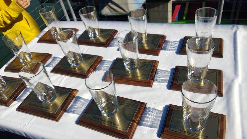 Trophies for kids - SFYC Regatta