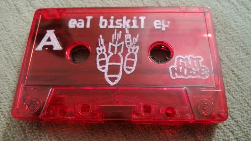 Gut Nose - Eat Biskit EP (cassette)