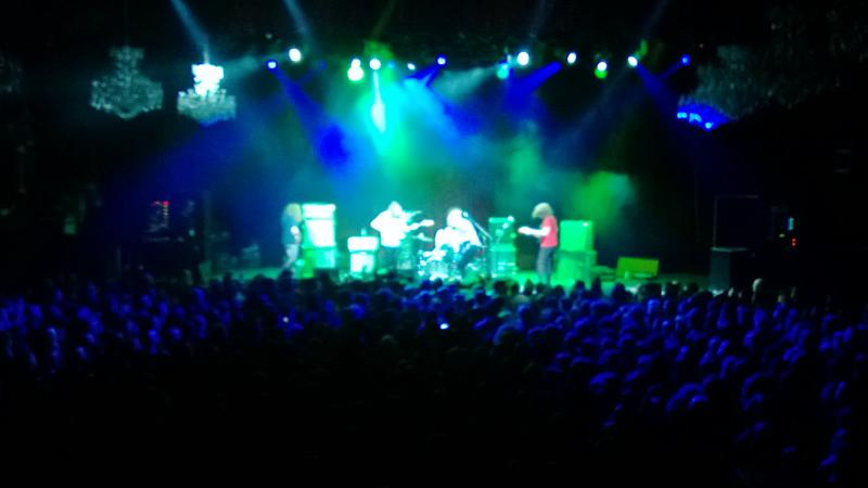 Ty Segall and band... at The Fillmore, SF