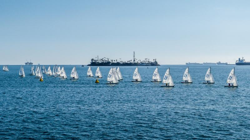 High School Sailing Regatta