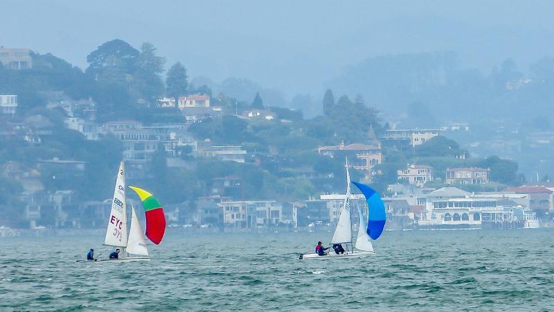 420's flying kites