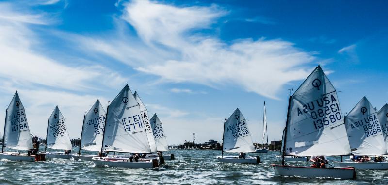opti sailors
