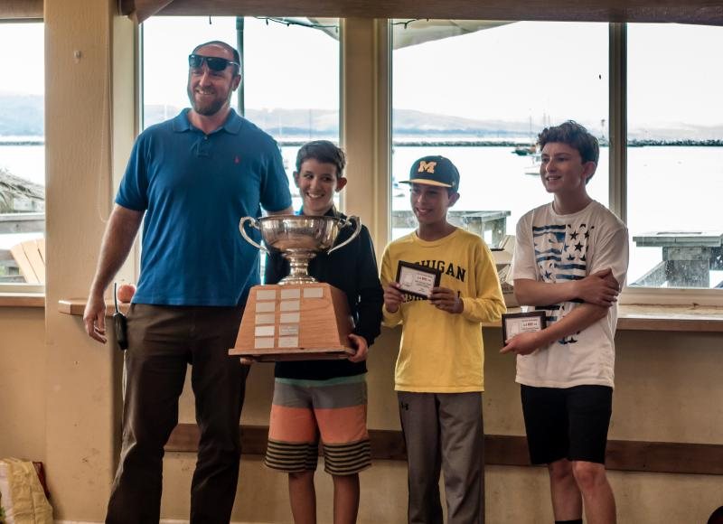 Henry wins for second year in row, this time for SFYC