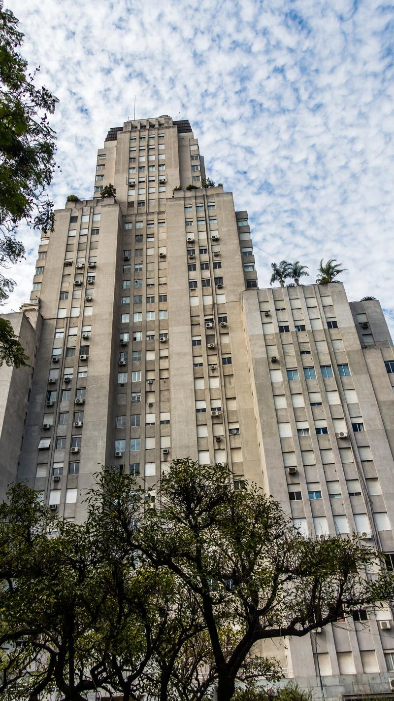 Kavanagh Building. Very famous Art Deco tower... was tallest building in South America when built in 1936.