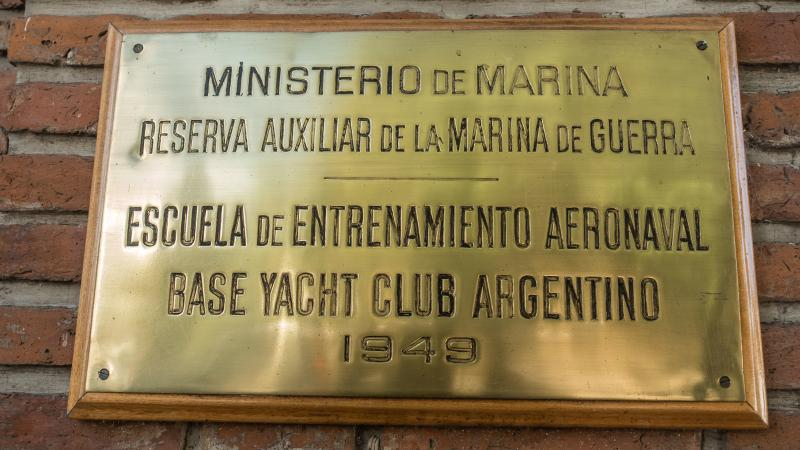 This yacht club had an armed guard who didn't want us near the place. #noentry