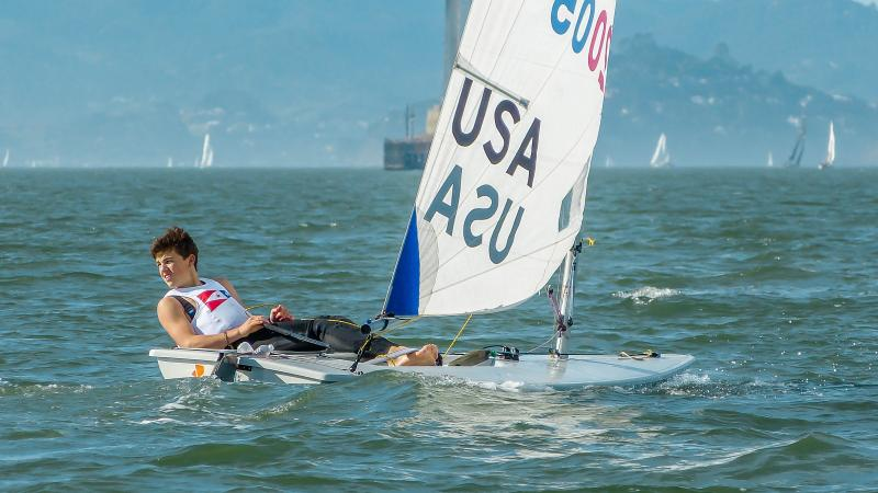 Will Foox in laser radial