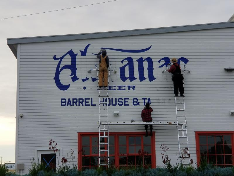 Almanac Barrel House and Tap Room moves into Alameda Point
