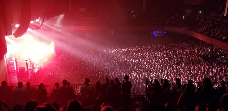 Queens of the Stone Age at Bill Graham Civic