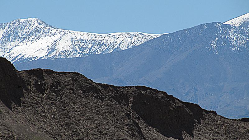 Amazing huge views from Death Valley California.