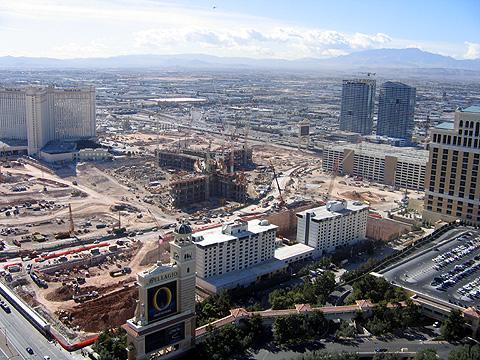 "Under construction... ""city center"""