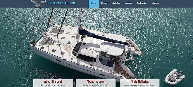 Kestrel Sailing - Virgin Islands