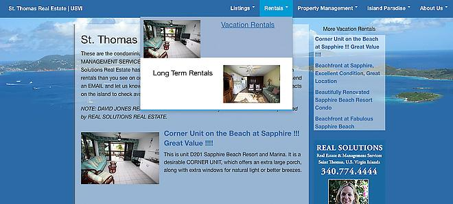 StthomasRE.com - St. Thomas Real Estate, U.S. Virgin Islands