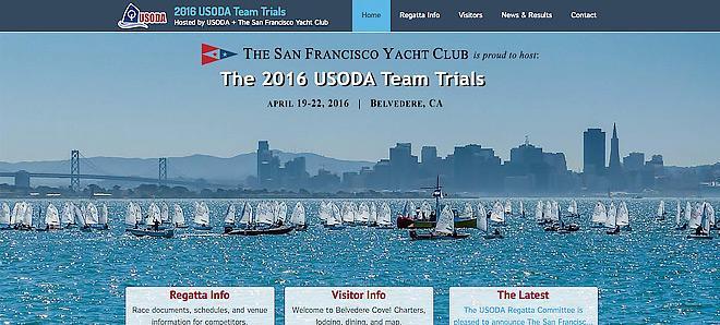 Opti Team Trials 2016