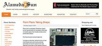 Alameda Sun - online newspaper