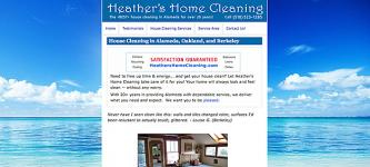 Heather's Home Cleaning - Alameda, California