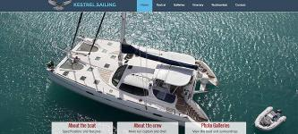 Kestrel Sailing - Virgin Islands