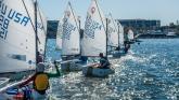EYC opti regatta