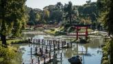 Japanese Garden ie Jardín Japonés, Palermo